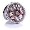 De cerc de lux incrustate diamant pliere de desene animate pliere
