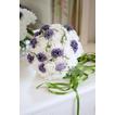 Nunta mireasa care deține flori pe concediu de nuntă