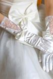 Mănuși de nuntă Room Toamna Glamour Lace Fabric Bow Tie
