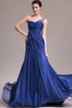 Rochie de seara Miezul nopţii albastru Danila Elegant Lungimea podelei