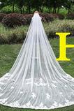 Nunta voalului toamna capelul dantelă dantelă acoperă dantelă
