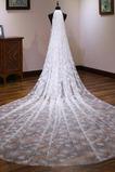 4M moda vedetă nunta voal mireasa voal nou
