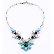 Aliaj de nunta incrustate bijuterie cristal infrumusetare flori
