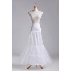 Nuntă dublă fire duble două jetoane puternic perimetru corset net