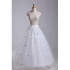 Nunta petticoat extinde două pachete elegante lungi patru jante reglabile