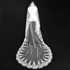 Nunta voal de toamna de toamna se aplică zeita rochie de mireasa