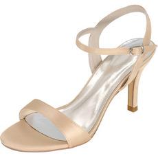 Sandale de nunta Prom pantofi cu tocuri inalte Stiletto