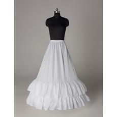 Nunta mireasa elegant rochie de mireasa talie elastica poliester taffeta