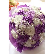 Panglica de mireasa a crescut panglica de culoare perla panglică deține flori