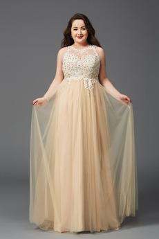 Rochie de seara Talie naturale Clepsidră Fermoar Bijuterie Elegant