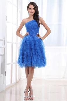 Rochie de seara Prințesă Romantice Fantezie Albăstrea albastru