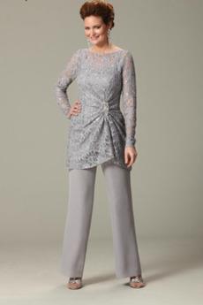 Rochie de mama cu pantaloni Primăvară Turism Tricou Talie naturală
