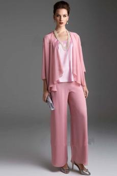 Rochie de mama cu pantaloni linguriță Tricou Talie naturale cu Pantaloni