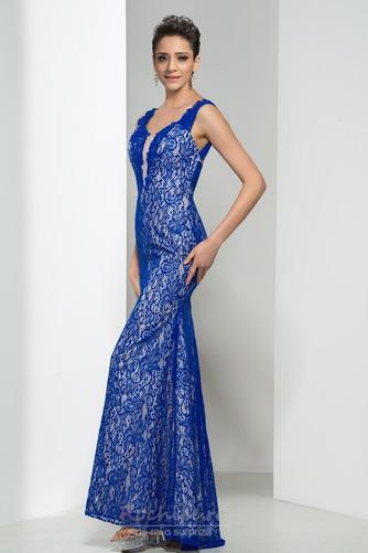 Rochie de bal Fara spate Elegant Vară Mătura Sirenă Fără mâneci - Pagină 3