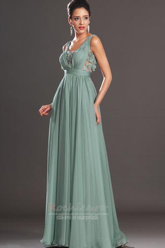 Rochie de seara A se vedea prin Fermoar Imperiul Elegant Cădea - Pagină 6