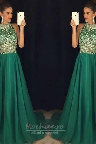 Rochie de seara Performanță Cristal Corsetul cu bijuterii Scânteie - Pagină 2