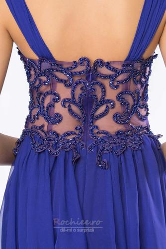 Rochie de bal Vară Fără mâneci Talie naturale Elegant Subţire - Pagină 5